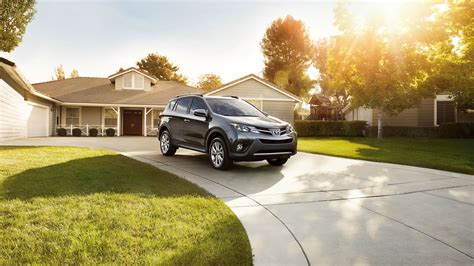 car driveway what are the available trims for the 2014 toyota rav4 shop for a toyota in houston