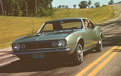 first chevy car first camaro ever built restored headed to 2015 carlisle