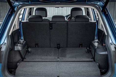 volkswagen tiguan allspace review  parkers
