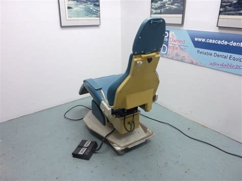 boyd gp patient chair pre owned dental inc