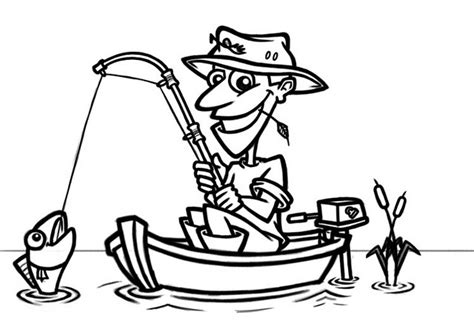 Fishing Boat Clipart Black White by Fishing Boat Clipart Black And White Pencil And In Color