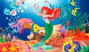 La Sirenita (Cuento Disney) ® Chiquipedia