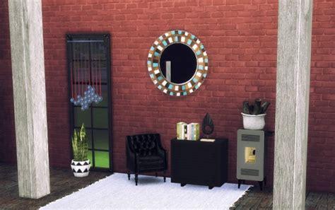 sims  designs  wall mirror pack vol sims
