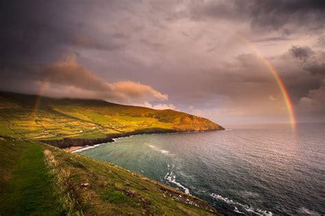 Amazing Rainbow Ireland George Karbus Photography