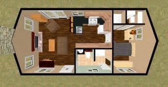 new floor plans cozyhomeplans small house floor plan 480 sq ft quot shoe b