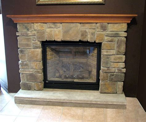Dazzling Brick Fireplace For Flat Screen Tv And Interior