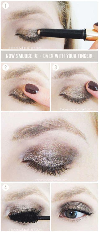 eyeshadow tutorials  created diy projects
