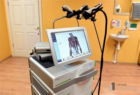 Iegādājoties inovatīvu triecienviļņu terapijas iekārtu, ER ...