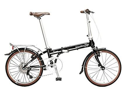 Bicycle tires come in a bewildering variety of sizes. Detail of Dahon Folding Bike Tyre Pressure - RIDETVC.COM