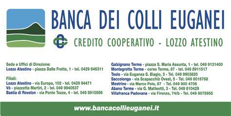 Banca Colli Euganei by Banca Dei Colli Euganei Colli Euganei