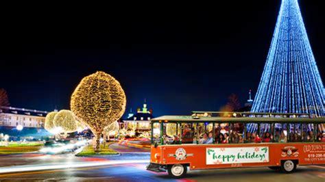 christmas light tour nashville tn holiday lights at cheekwood knights inn nashville