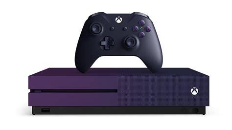 fortnite battle royale purple special edition xbox