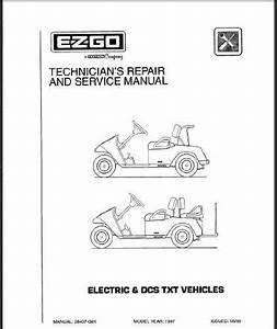 Ezgo Txt 48v Wiring Diagram