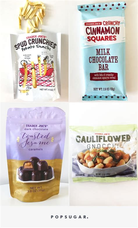 Great quality at great prices. Best New Trader Joe's Products 2018 | POPSUGAR Food