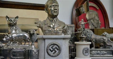 Trove Of Nazi Artifacts Found Hidden Behind Bookcase In