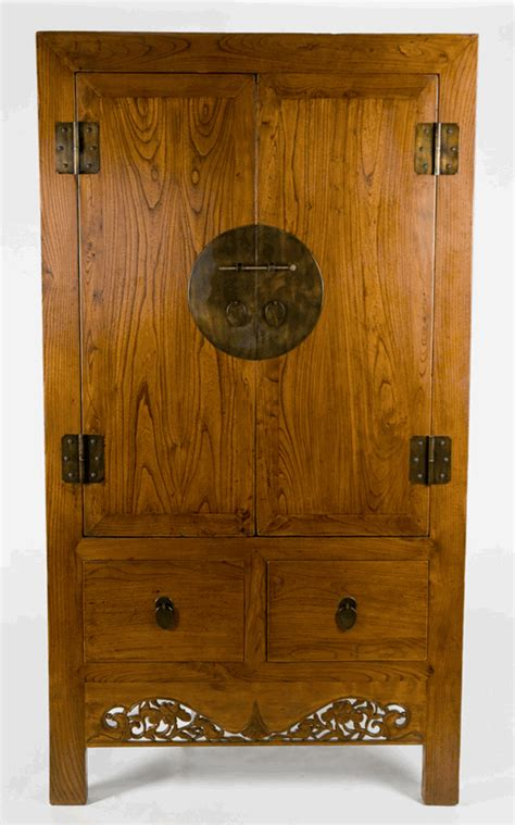 Japanese Armoire by Antique Asian Furniture Armoire Cabinet From Shanghai China