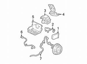 Gmc Safari Module Kit  Elek Brake Control  Astro  Safari