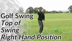 Top Of Golf Swing Position