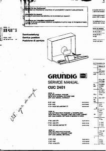 Grundig Cuc2401 P37 242 Service Manual Download