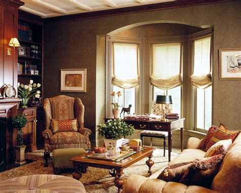 Traditional Rooms by Lovely Lowes Window Treatments Decorating Ideas For Living