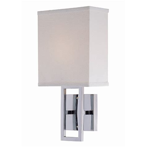 wall ls and sconces prisca chrome one light wall sconce lite source 1 light