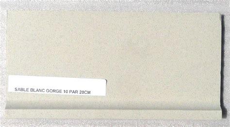plinthe a gorge carrelage carrelage plinthe 224 gorge blanc mat achat de carrelage gr 232 s pour mosaique et sol