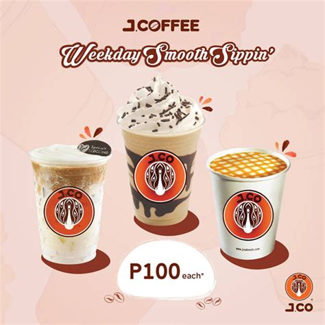 Philippine seven corporation is really the luckiest corporation in the philippines. Get P100 Coffee From J.Co for the Month of September