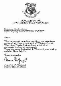 Harry potter hogwarts acceptance letter imgur until for Hogwards acceptance letter