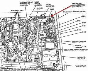 1990 Ford F150 Fuel Pump Relay Location