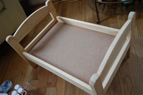 baby doll bed pattern plans diy   scroll