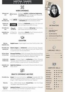 36 best architecture cv images on pinterest creative With cv template for architects