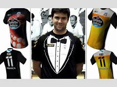 Spanish sides unveil new kits inspired by tuxedos, octopus