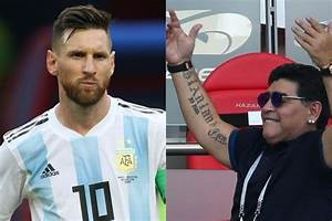Lionel Messi vs Diego Maradona: Sir Alex Ferguson explains ...