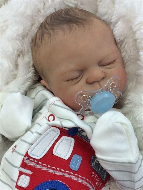 boy kaufen joanna s nursery adorable reborn baby boy julien by elisa marx ebay