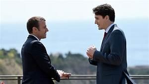 G7-Gipfel auf Sizilien: Macron, Trudeau und ihr Traum-Date ...