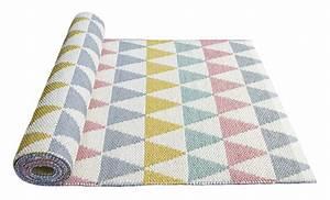 Tapis Style Scandinave : les tapis graphiques et pastel de lina johansson la petite scandinave ~ Teatrodelosmanantiales.com Idées de Décoration