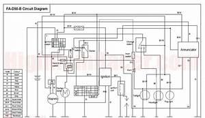 Kazuma Mini Falcon 90 Wiring Diagram