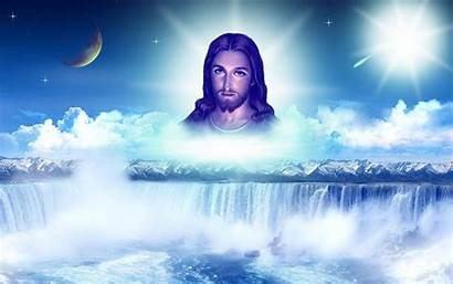 Jesus Christ Wallpapers Within Cave Galaxy Wallpapertag