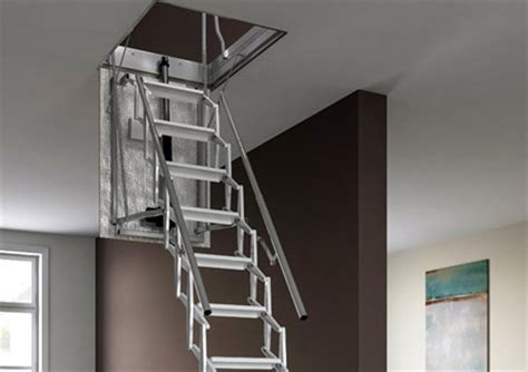 escalier escamotable accord 233 on 233 lectrique et isol 233