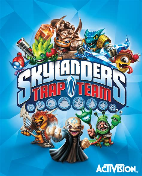 Skylanders TRAP TEAM PS4 Instruction Manual