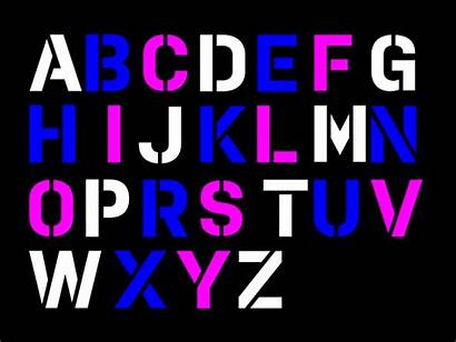 Alphabet Animated Dribbble Font David Lindsey Privileged