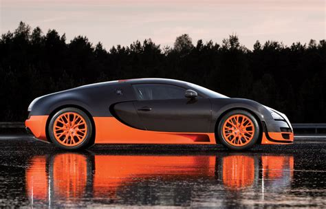 Bugatti Veyron Super Sport Is Once Again The World's