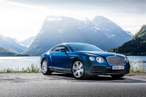 2018 Bentley Continental Gt First Drive Review Photo