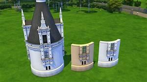 My Sims 4 Blog: Schwerin Castle Build Set by Felixandre's