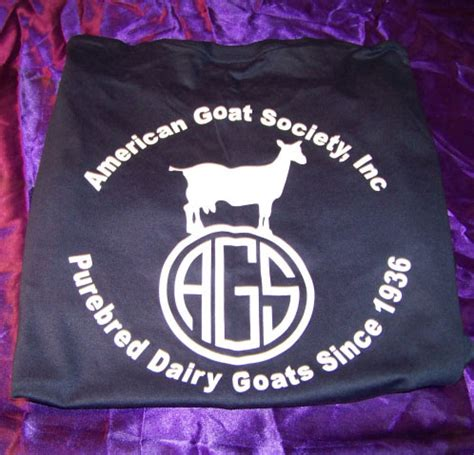 American Goat Society Forms by Shop Ags Merchandise American Goat Society