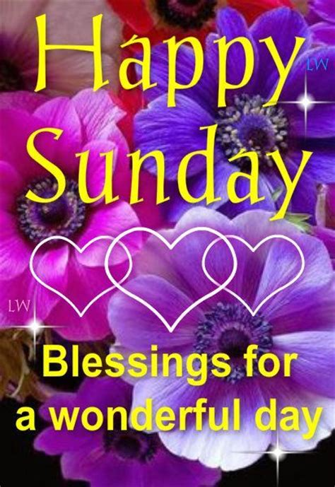 happy sunday blessings   wonderful day pictures