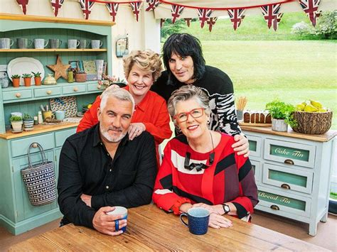 Celebrity Bake Off crowns its first star baker of the ...