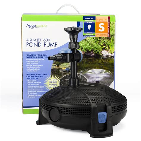 aquascape pond pumps aquasurge 174 low suction intake attachment aquascapes
