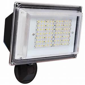 Amax Led-sl42bz - 42 Watt - Led Security Light