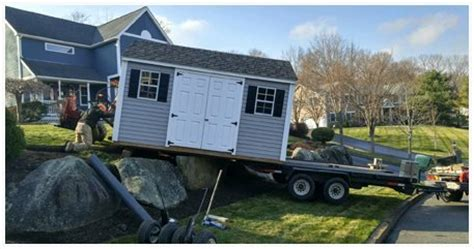 Mule V Shed Mover by Move My Shed Shed Moving Services Swansea Ma